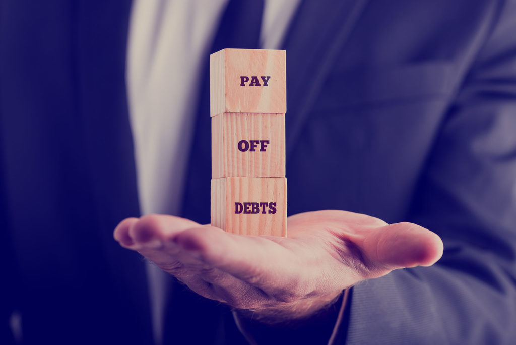 Paying off debt is one of the best financial habits you can create.