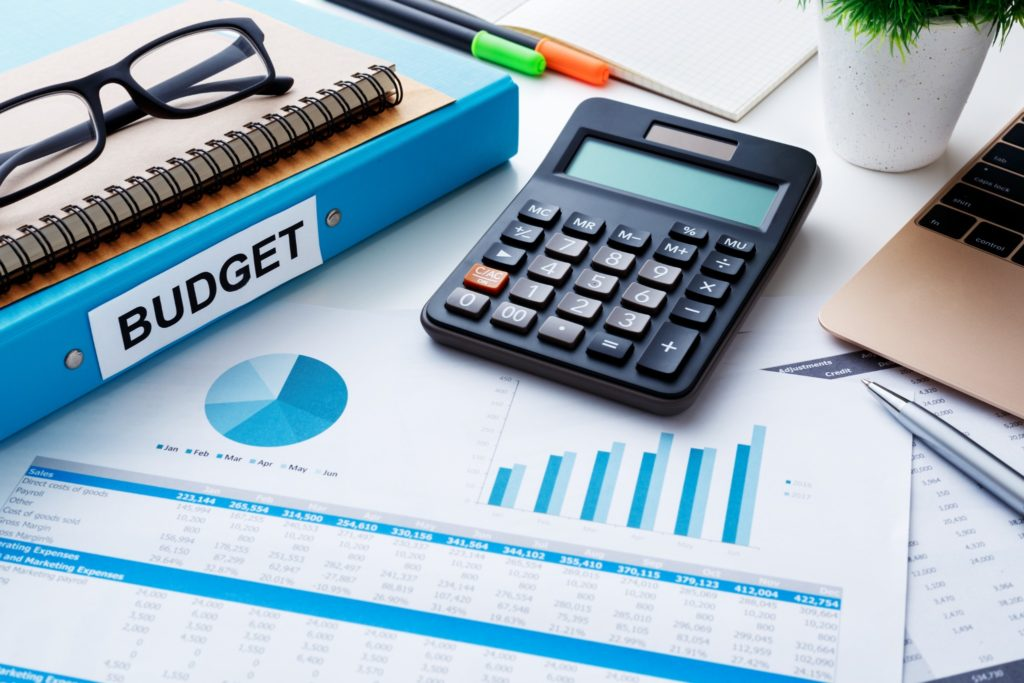Having a budget in place is the best way to monitor your cash flow and build your profit.