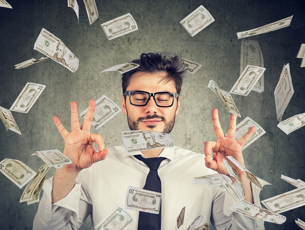 Your balance sheet tells you how much money your business has at that moment.