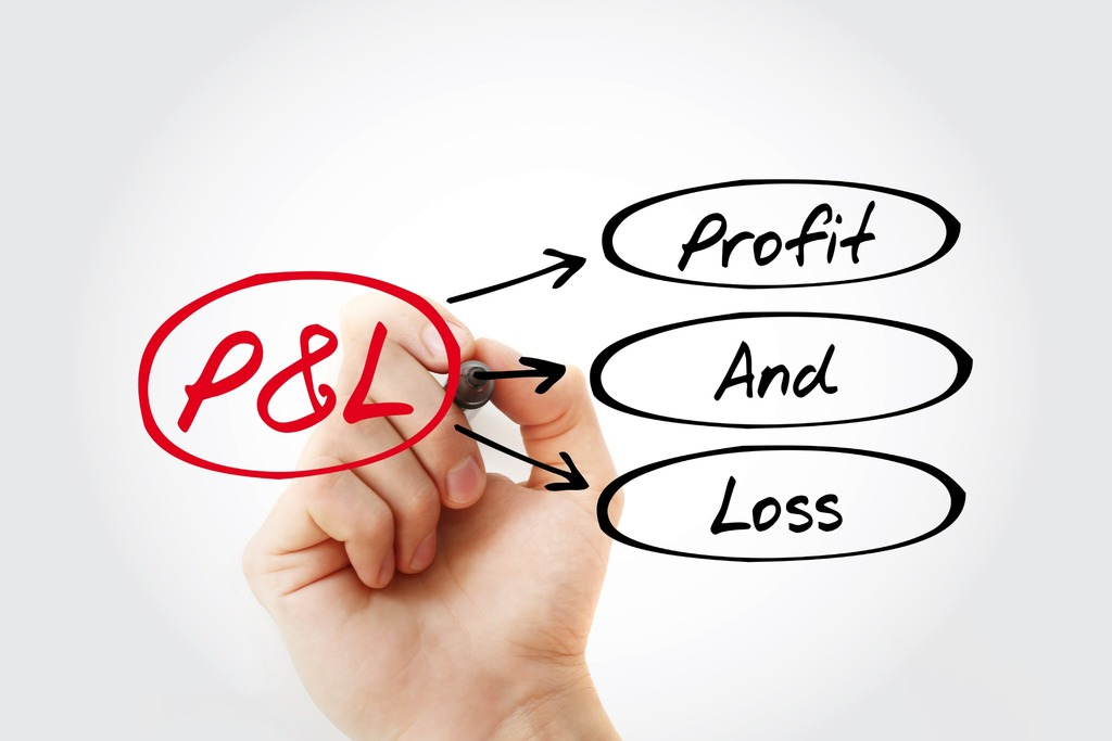 The P&L report is vital to tracking your company's financial health.
